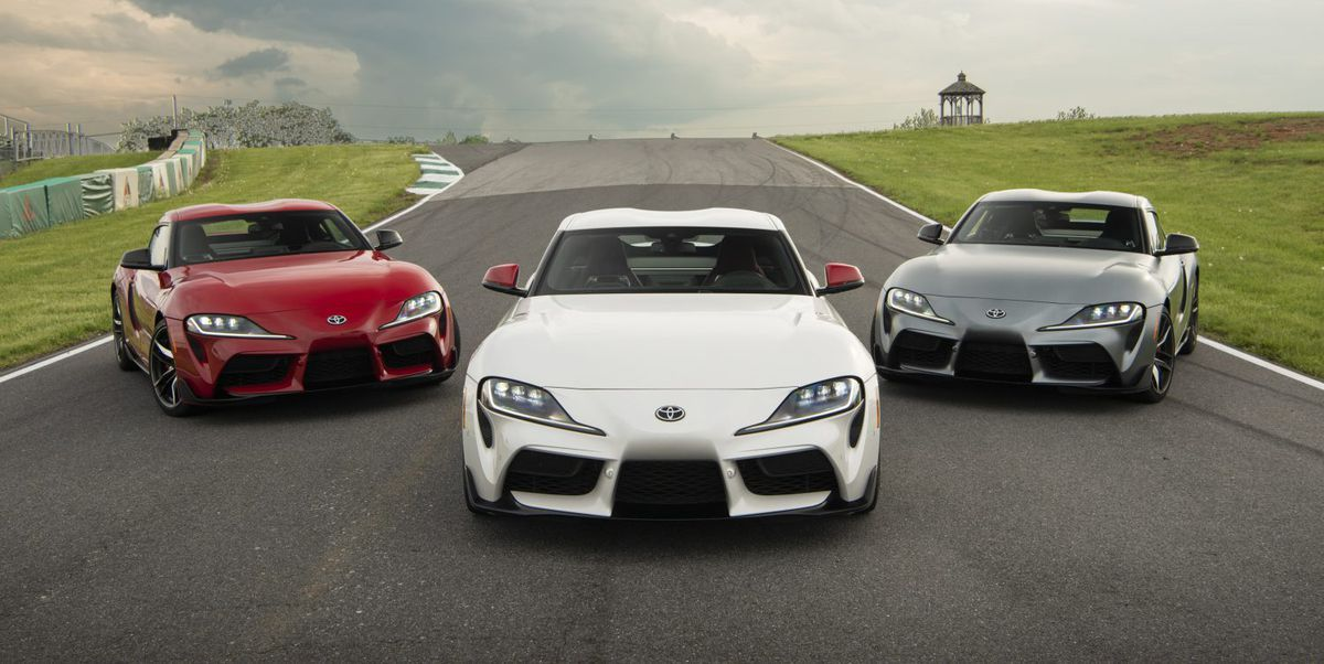 The 2020 Toyota Supra Is Finally At Dealerships Toyota Supra Toyota Classic Cars