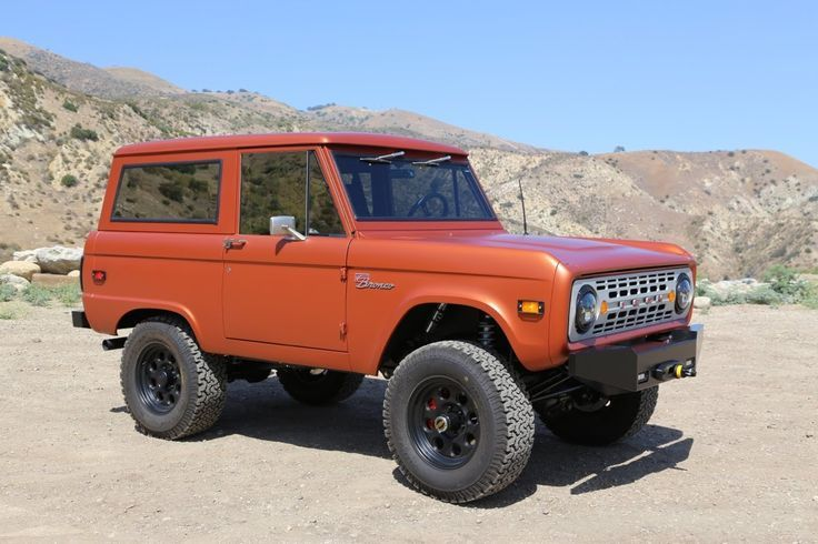 Pin by John Pilien on Ford Bronco Truck icon, Trucks