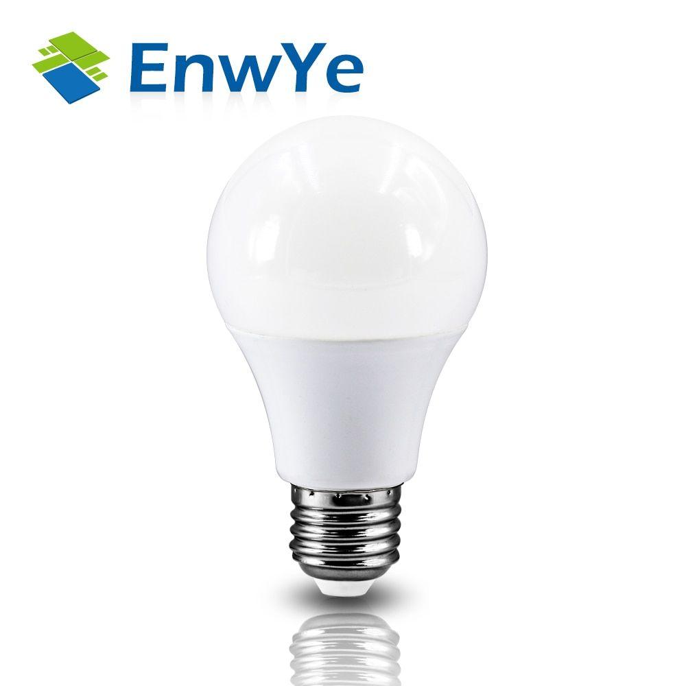 Enwye Led E14 Led Lamp E27 Led Bulb Ac 220v 230v 240v 15w 12w 9w 6w 3w Lampada Led Spotlight Table Lamp Lamps Light In Led B Led Bulb Led Spotlight