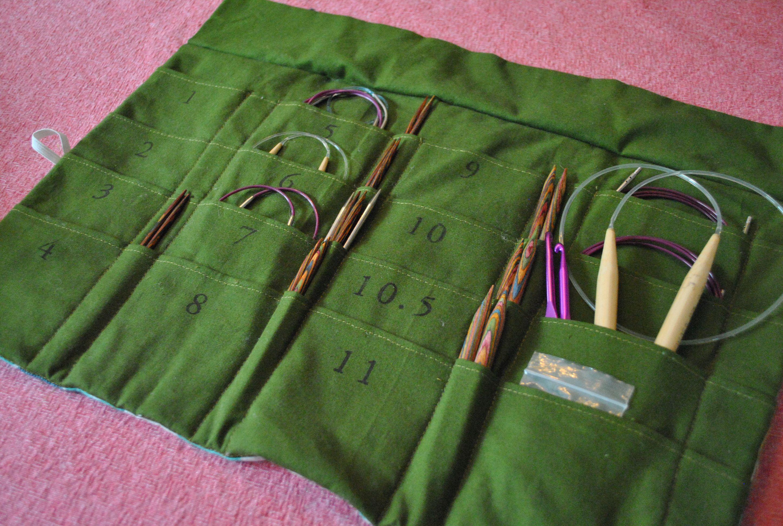 Pin by Tracy Hotchkiss on sewing | Pinterest | Needle case, Knitting ...