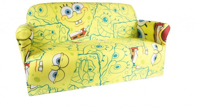 Sensational Spongebob Sofa 59 99 Take My Cash Misc Gadgets And Cool Gmtry Best Dining Table And Chair Ideas Images Gmtryco
