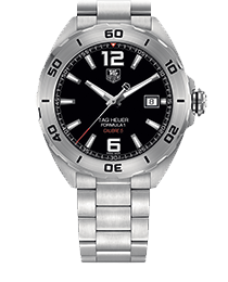 TAG Heuer FORMULA 1 WAZ2113.BA0875 41mm Automatic Calibre 5. Stainless Steel Case and Bracelet #TagHeuer #Tag #Formula1 #WatchConnection #Watches #Professional #Ican #DailyWatch #WatchOfTheDay #Inspiration #classy #wristwatch #RealSmartWatch #PhotoOfTheDay #Love #instagood #me #luxury #success #MenWithStyle #WatchPorn #MensFashion #MensWatch #CostaMesa #OrangeCountyCa