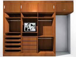 Resultado de imagem para armario para quarto de casal embutido