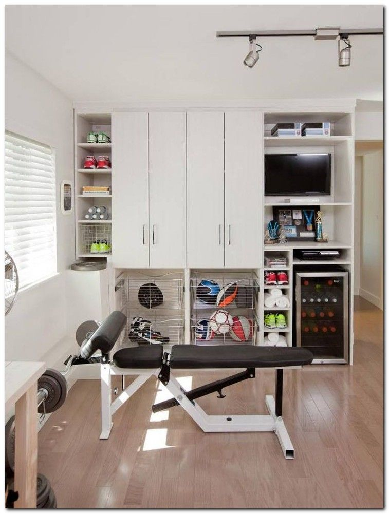 30 setup gym ideas on small home home gyms gym room at home