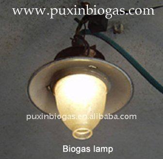 Puxin biogas lamp