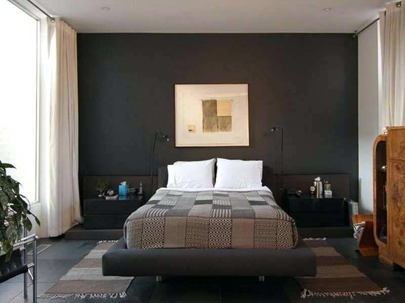 Kleine Schlafzimmer Farbideen Wandfarbe Schonerwohnen Dunkle