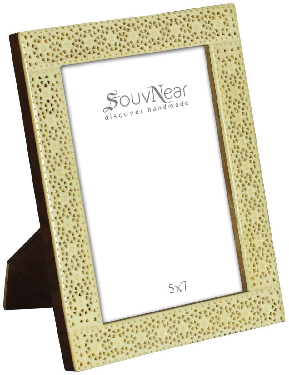 "Wholesale Off-White 5x7"" Photo Picture Frame in Bulk - Source ..."