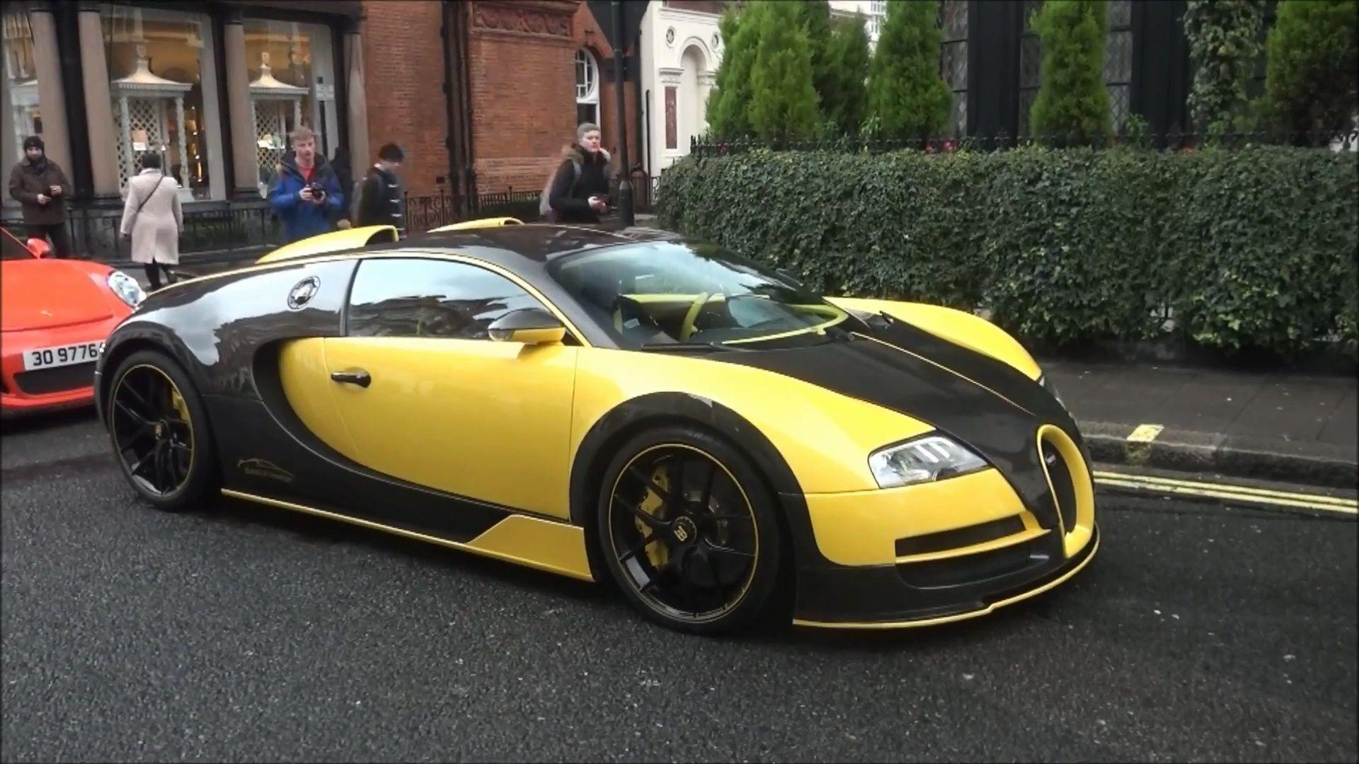 Oakley Design Bugatti Veyron Spotted In London Side Angle 2 Sssupersports Com Bugatti Veyron Bugatti Veyron