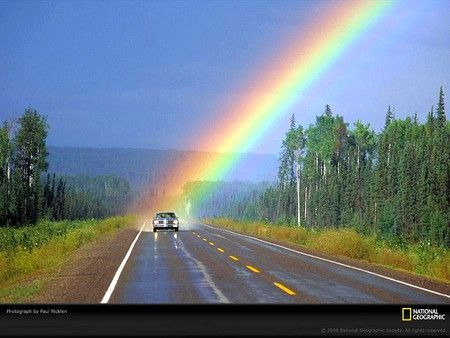 Thats Whats At The End Of The Rainbow Bummer Rainbows