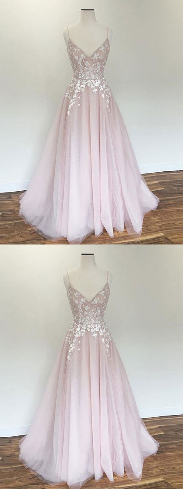Chic pink prom dress lace cheap long prom dress vb african
