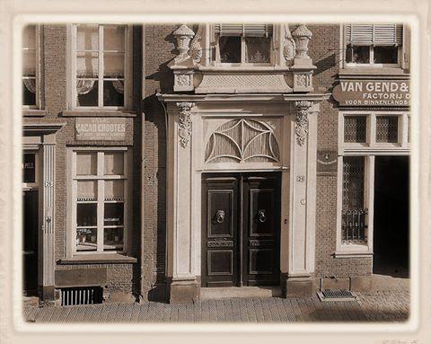 Breda, Veemarktstraat 24.