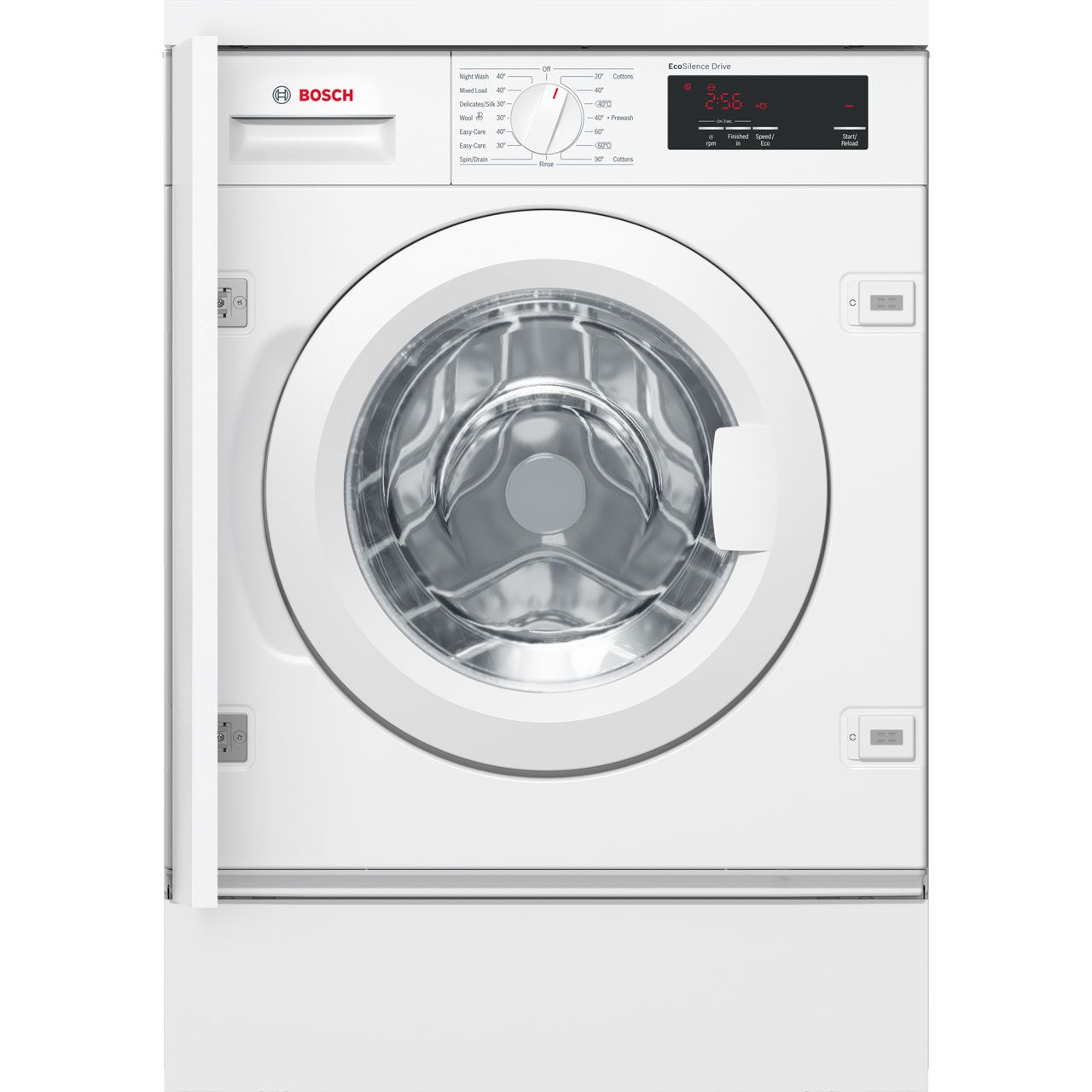 kitchens wiw28300gb wh   bosch washing machine   ao com   our kitchen      rh   pinterest com