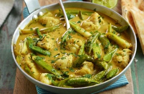 Anjum's Goan fish curry recipe - goodtoknow
