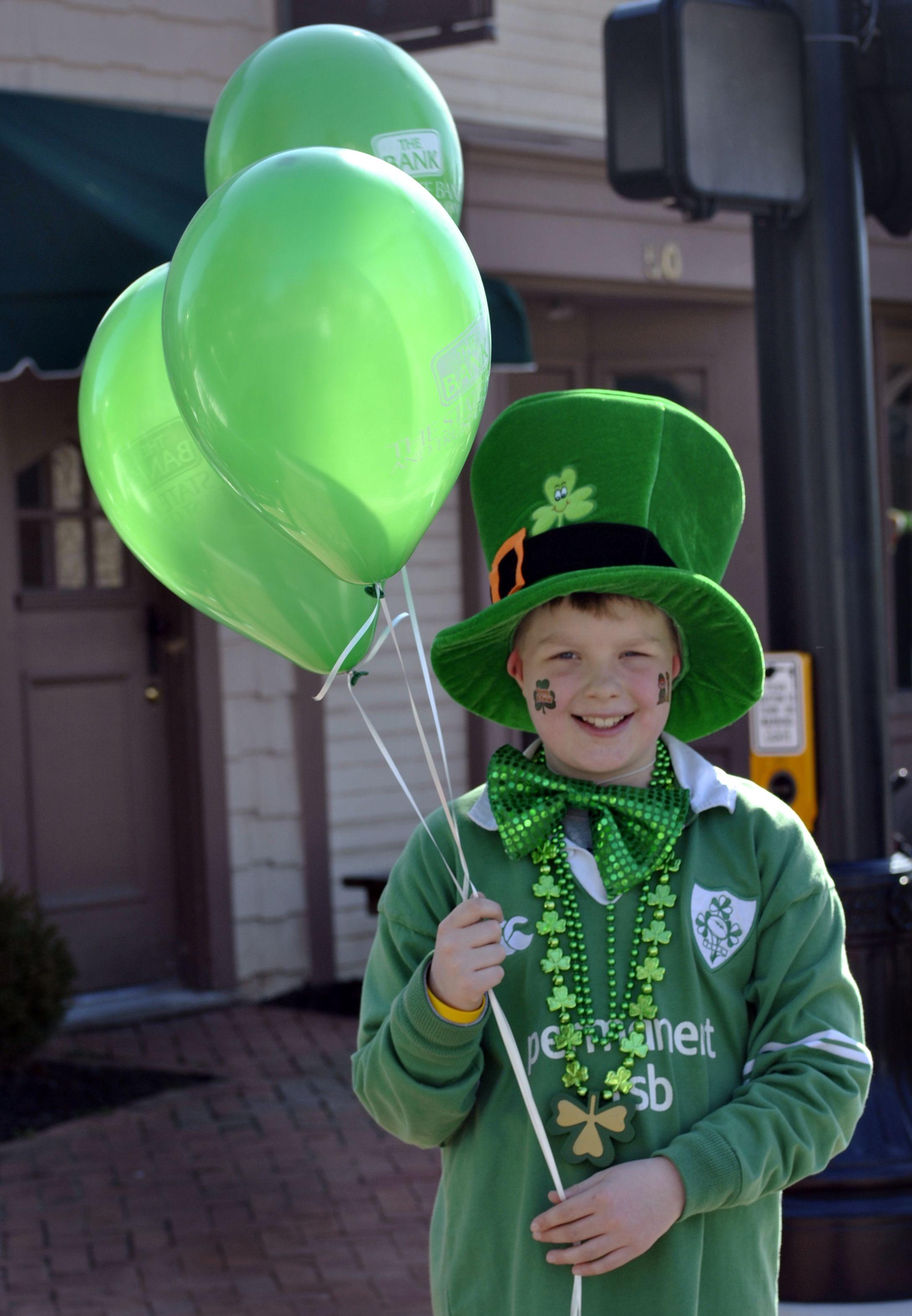 Dublins For St Patrick S Day Visitors Bureau Dublin City Dublin