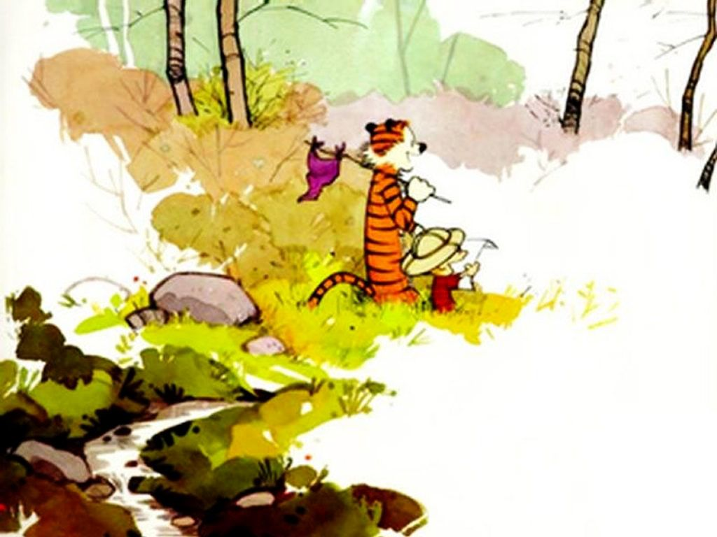 113 Calvin And Hobbes Wallpapers