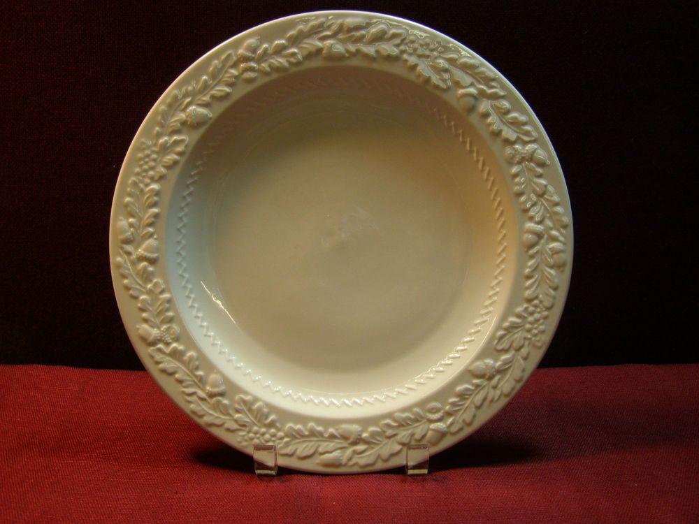 Martha Stewart Everyday Acorn Dinnerware plates & Set of (7) Martha Stewart Acorn 11\