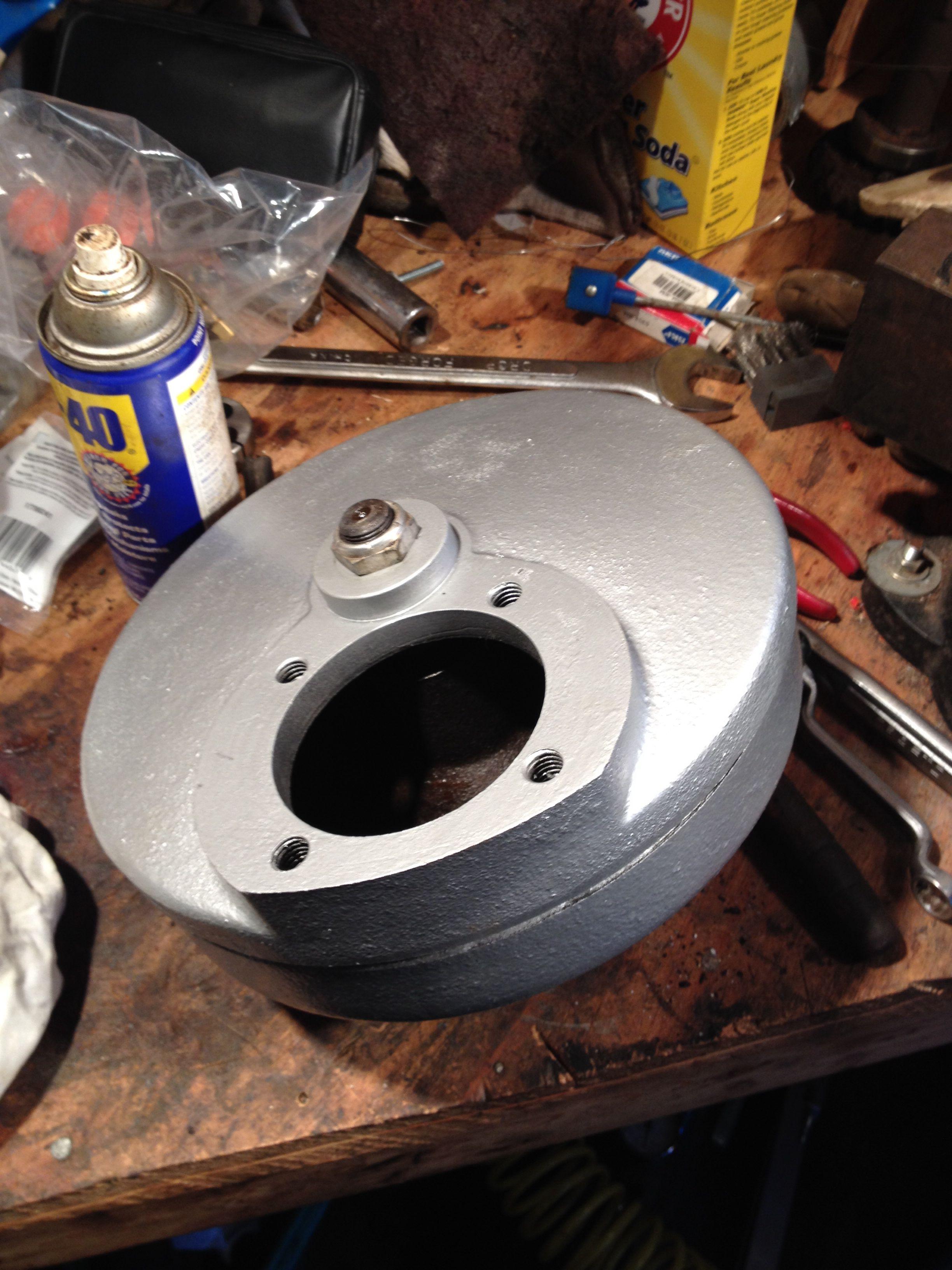 Gear Reduction Wheels