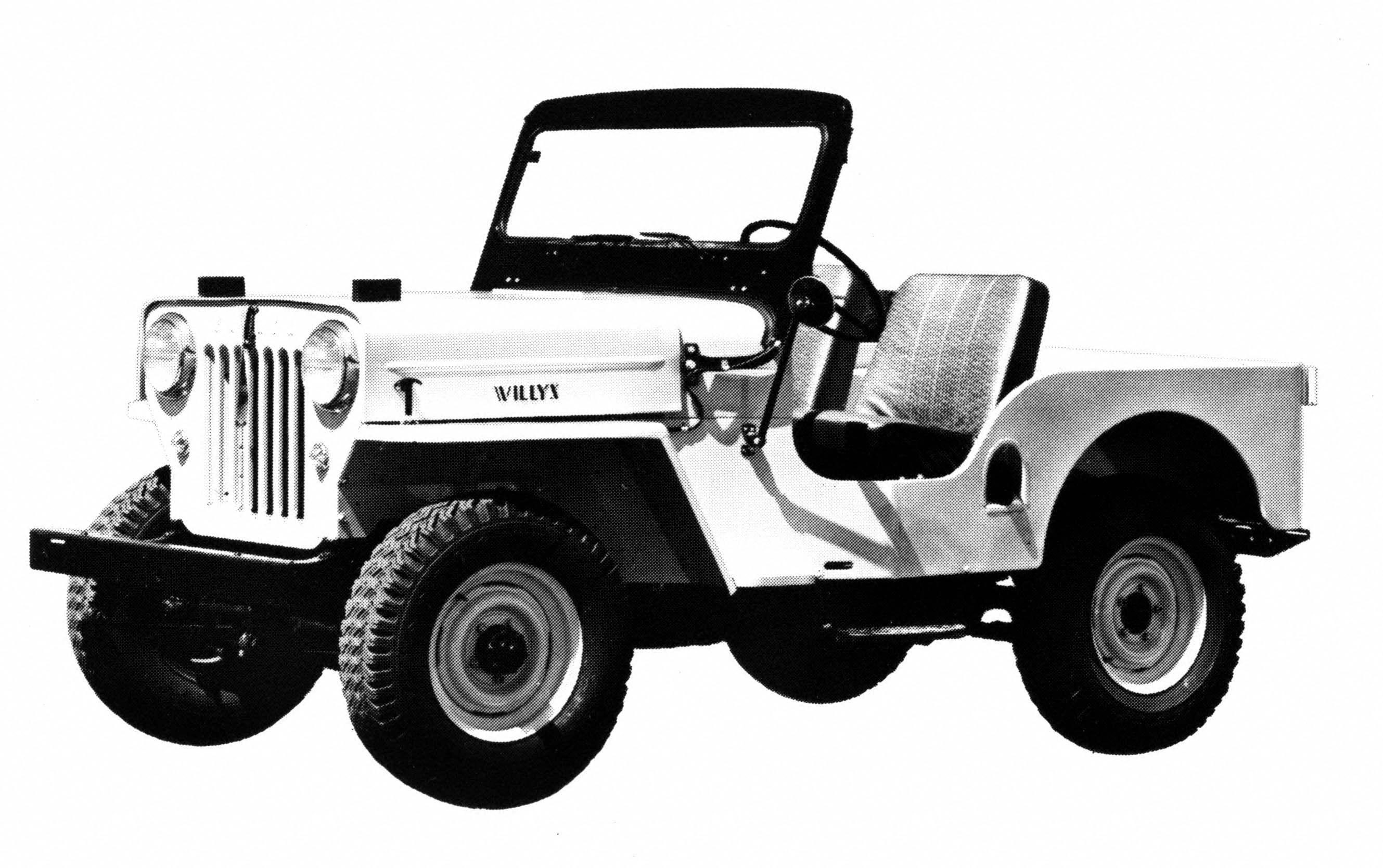 jeep cj 3b in white jeep cj3b pinterest jeep cj and jeeps rh pinterest com CJ3B Body Mahindra CJ3B