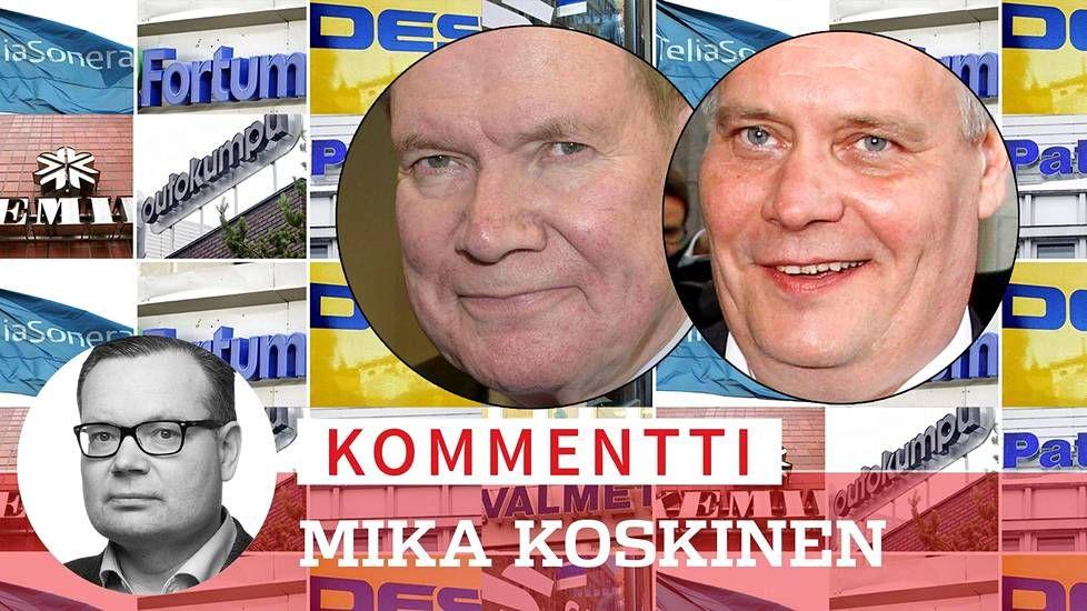 Kommentti: Säälimätön tilasto – ketkä oikeasti myivät eniten Suomen kansallisomaisuutta?