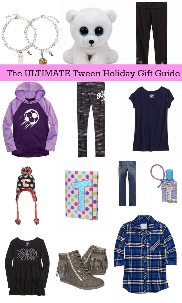 The Ultimate Tween Holiday Gift Guide | Christmas Ideas: Crafts ...