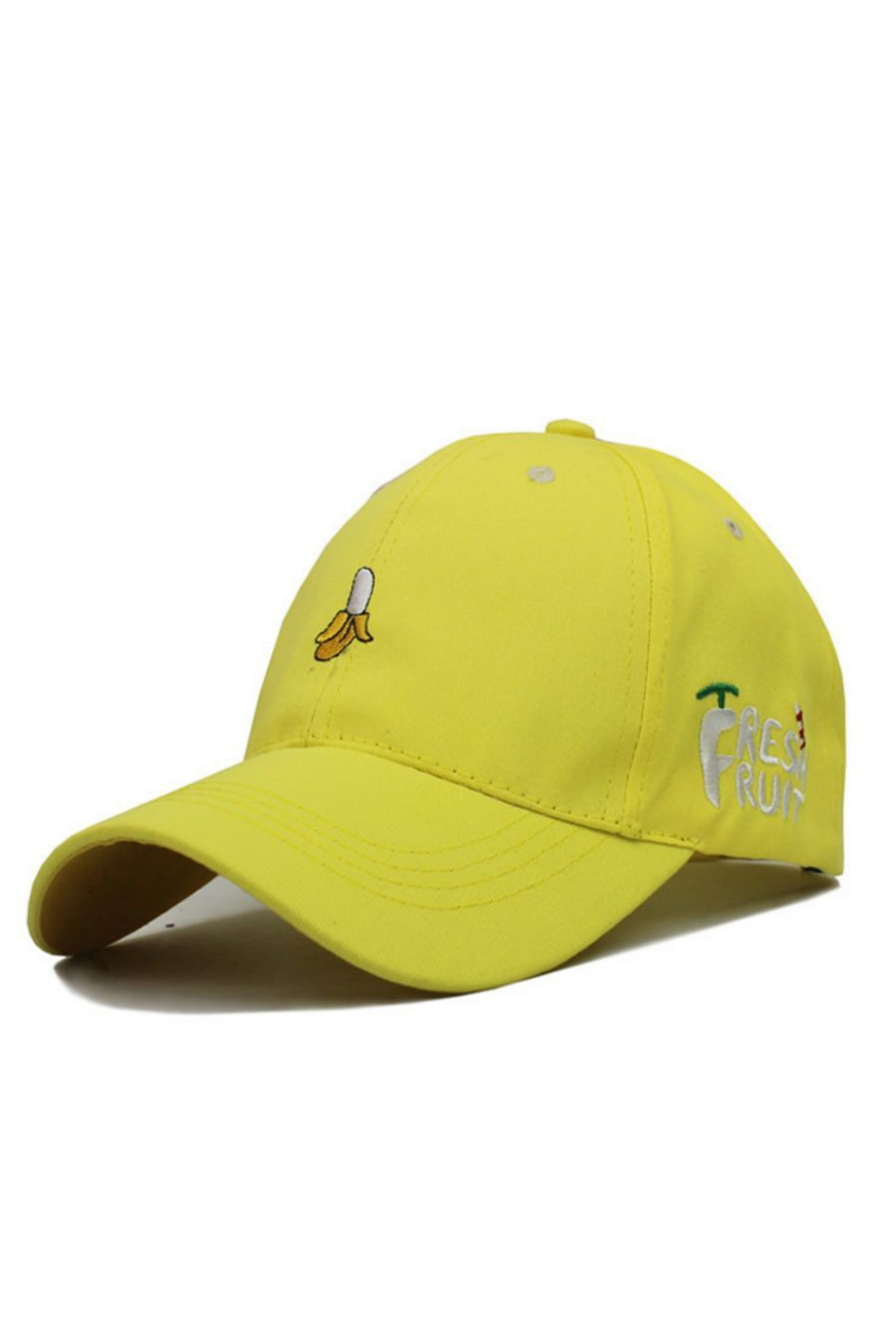151975a2bc5 Yellow Banana Embroidered Hat in 2019