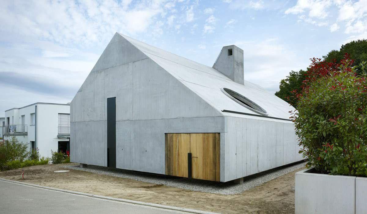 Architekt Lörrach lörrach house buchner bründler architekten buchner brundler