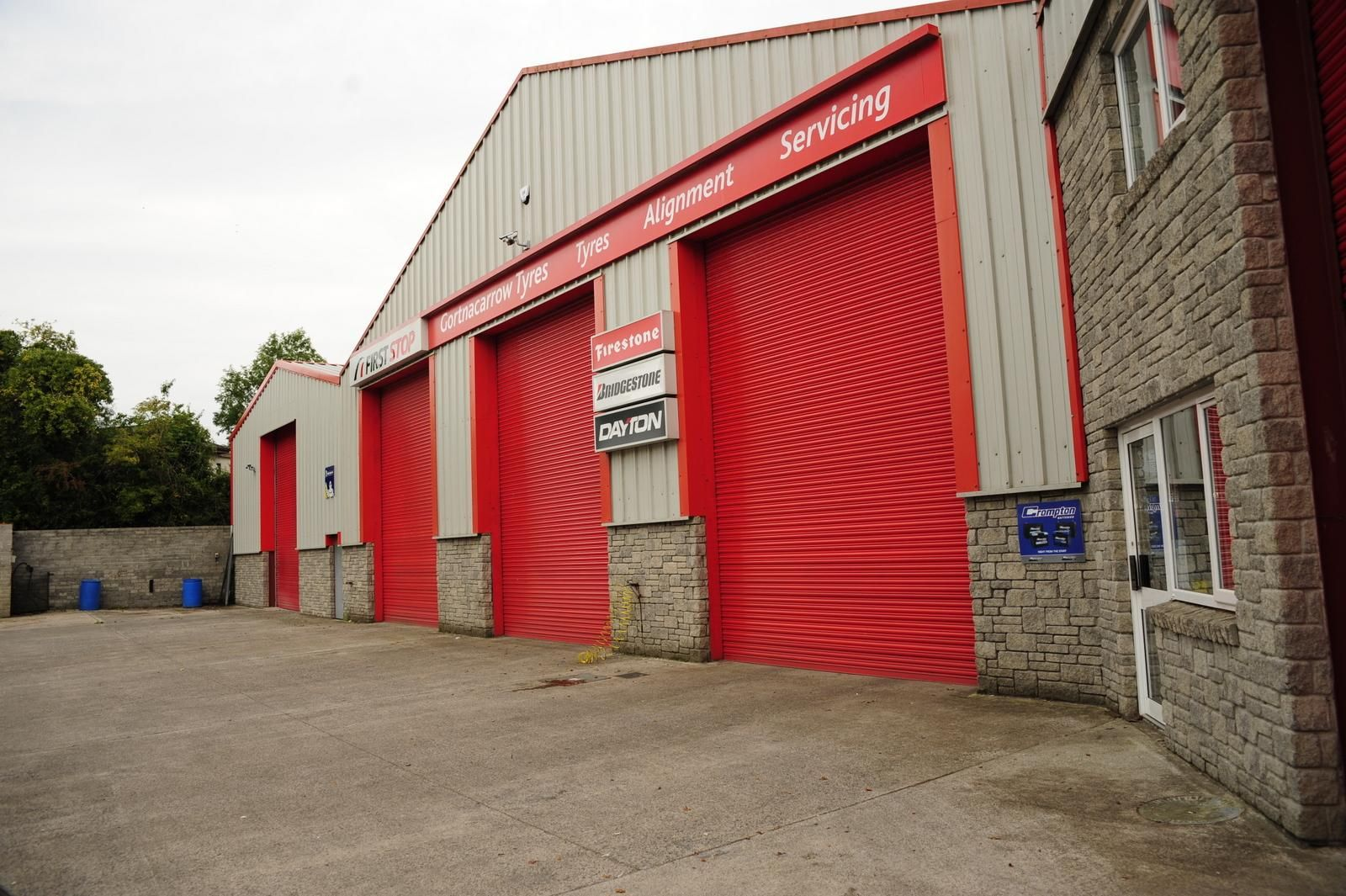 Best Choice Garage Doors Also Manufacture Supply And Fit Their Own High Quality Industrial Doors