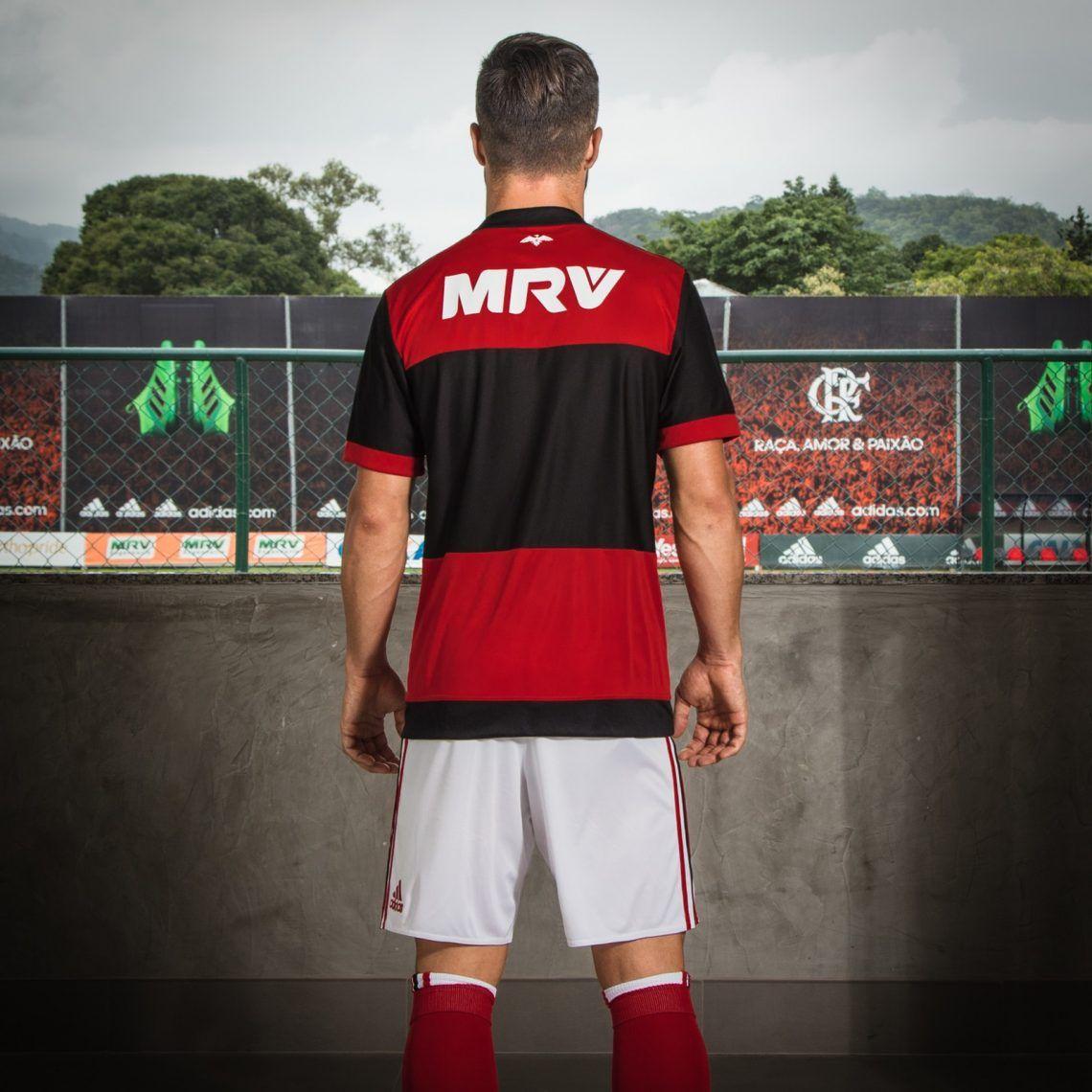 Nova Camisa Do Flamengo 2017 2018 Com Imagens Camisa Do