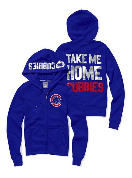 6206900817c Victoria s Secret Pink® Chicago Cubs Bling....OMFG i neeeeeed this ...