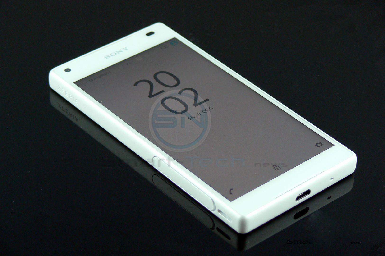2015 Sony Xperia Z5 Compact Sony Xperia Z5compact Smartphone Handy Technik