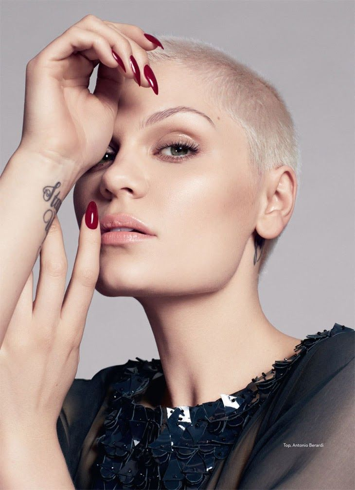 Fashion-with-Style.com | Jessie J shines for Marie Claire UK  #jessiej #singer #british #cover #fashion #magazine #marieclaire #september #editorial