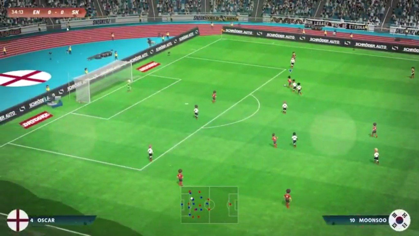 Super Soccer Blast Is A Unique Sports Game Headed To PC