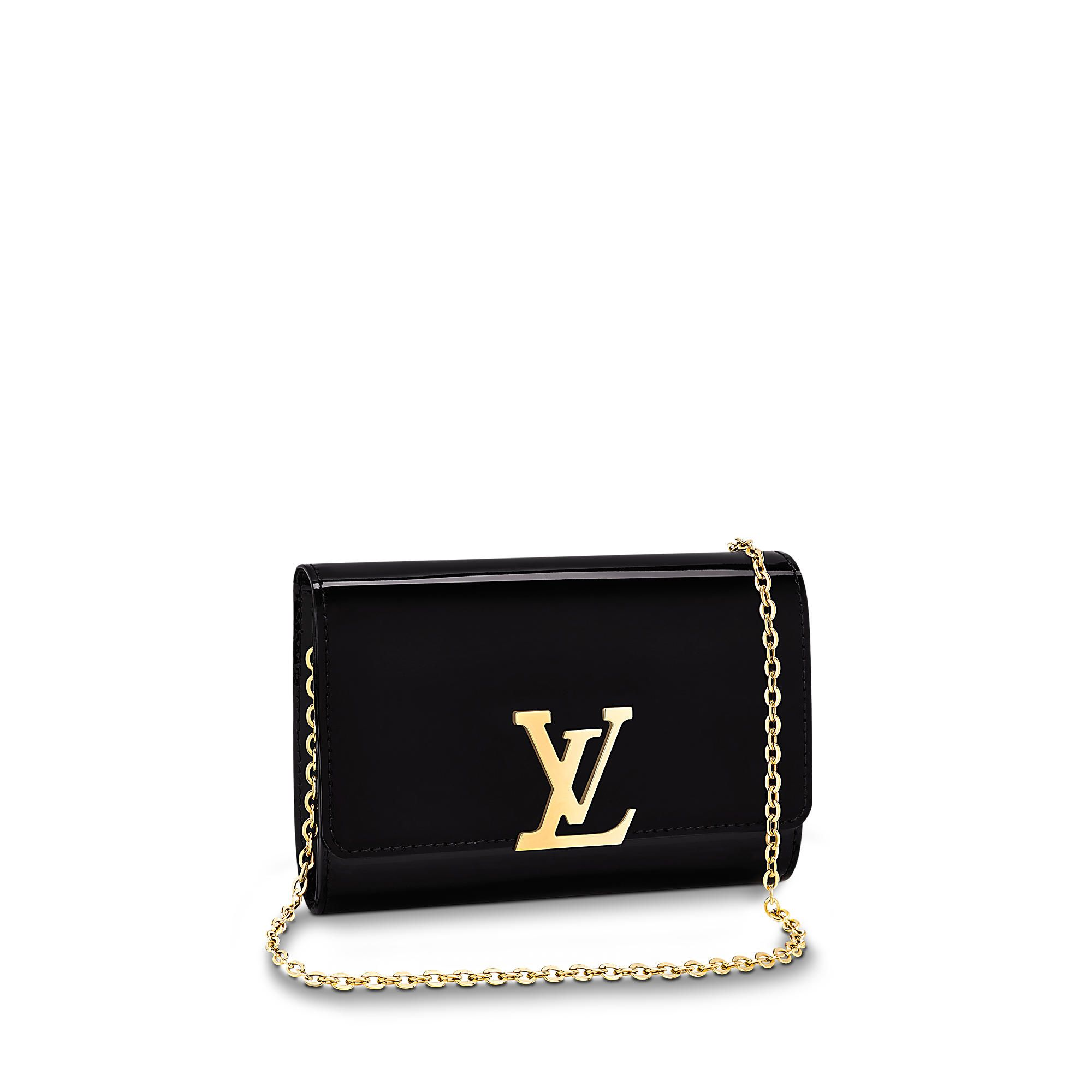 fde9960e6b53 Louis Vuitton CHAIN LOUISE PM (Red)  2