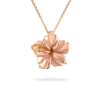 Hibiscus love it in rose gold Bejeweled Pinterest Hibiscus