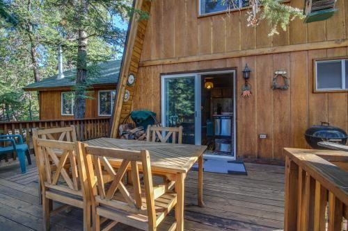 Cabin Sweet Cabin Big Bear Lake Vacation Rental Photo 1 Rustic Retreat Big Bear Lake Cabin Cabin Vacation
