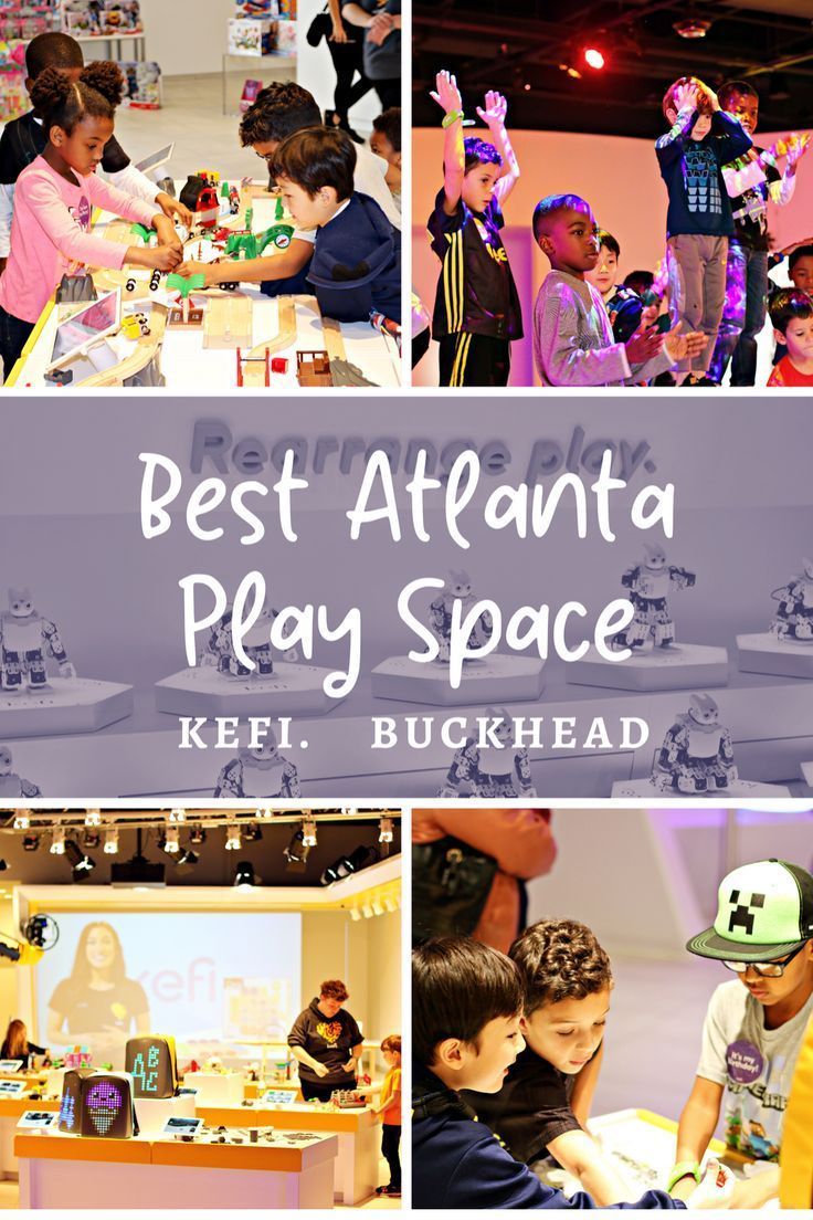 Kefi is the Best Birthday Party Location for Kids in