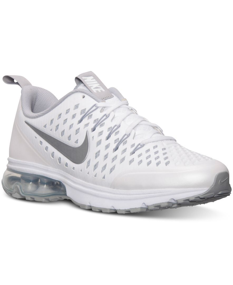 on sale f3bc3 454ab Nike Men s Air Max Supreme 3 Running Sneakers from Finish Line