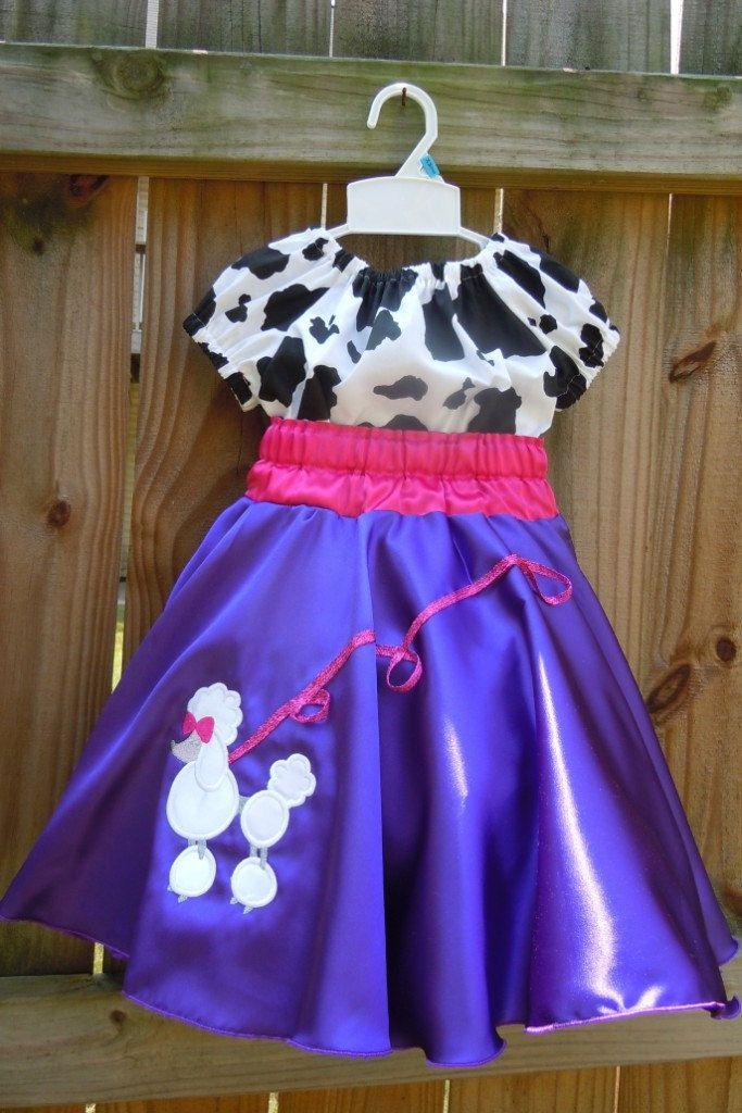 Fancy Nancy Costume dress up outfit posh puppy theme. $45.00, via ...