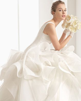 Wedding Dresses And Evening Gowns Rosa Clará