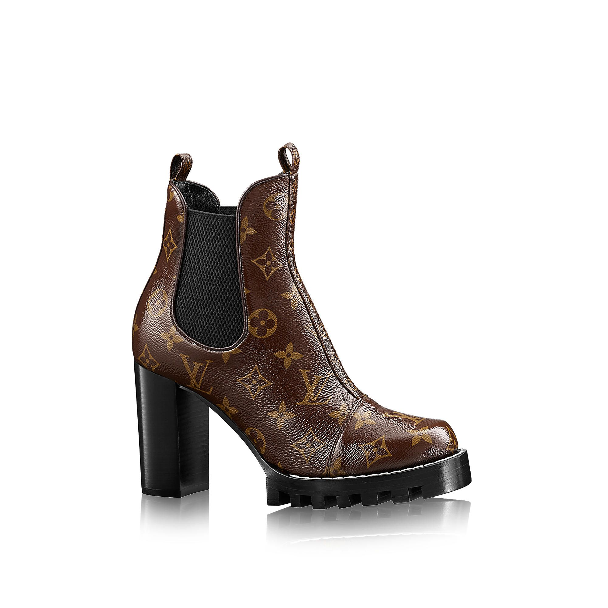 c68437726de4 LOUIS VUITTON Official USA Website - Explore Louis Vuitton's designer shoes  for women and witness the high quality materials and our amazing  craftsmanship.