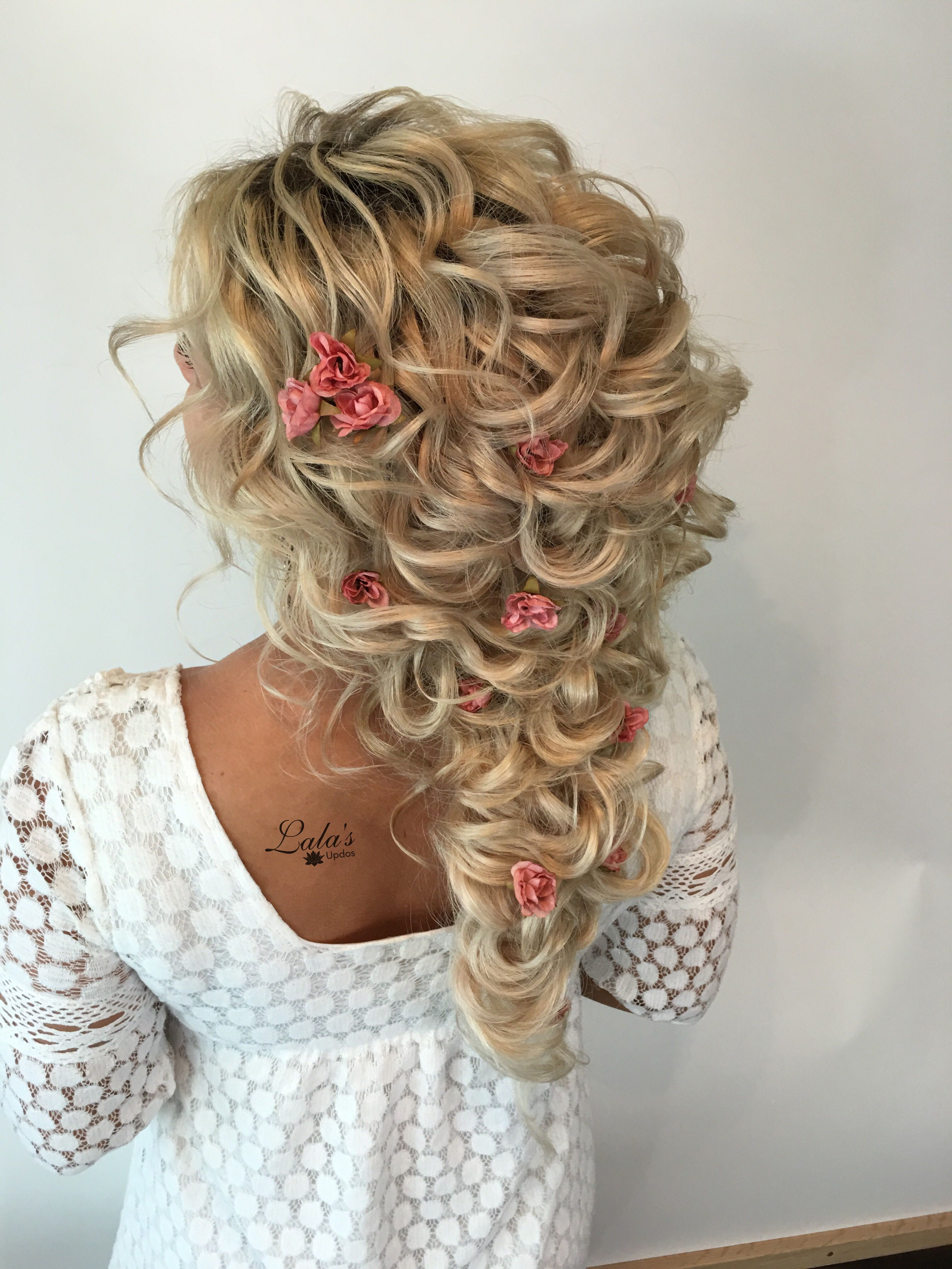 Big Braids Big Hair Bridal Hair Bridal Styles Wedding Hair