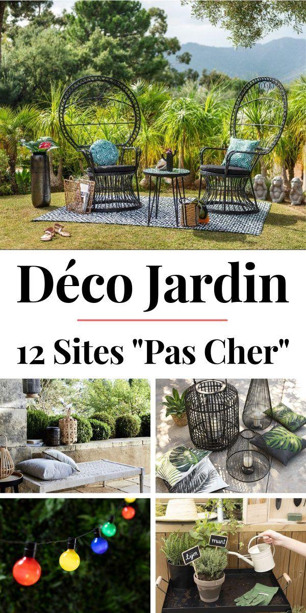 Deco Jardin Pas Cher 12 Sites Pas Chers Pour Decorer Le
