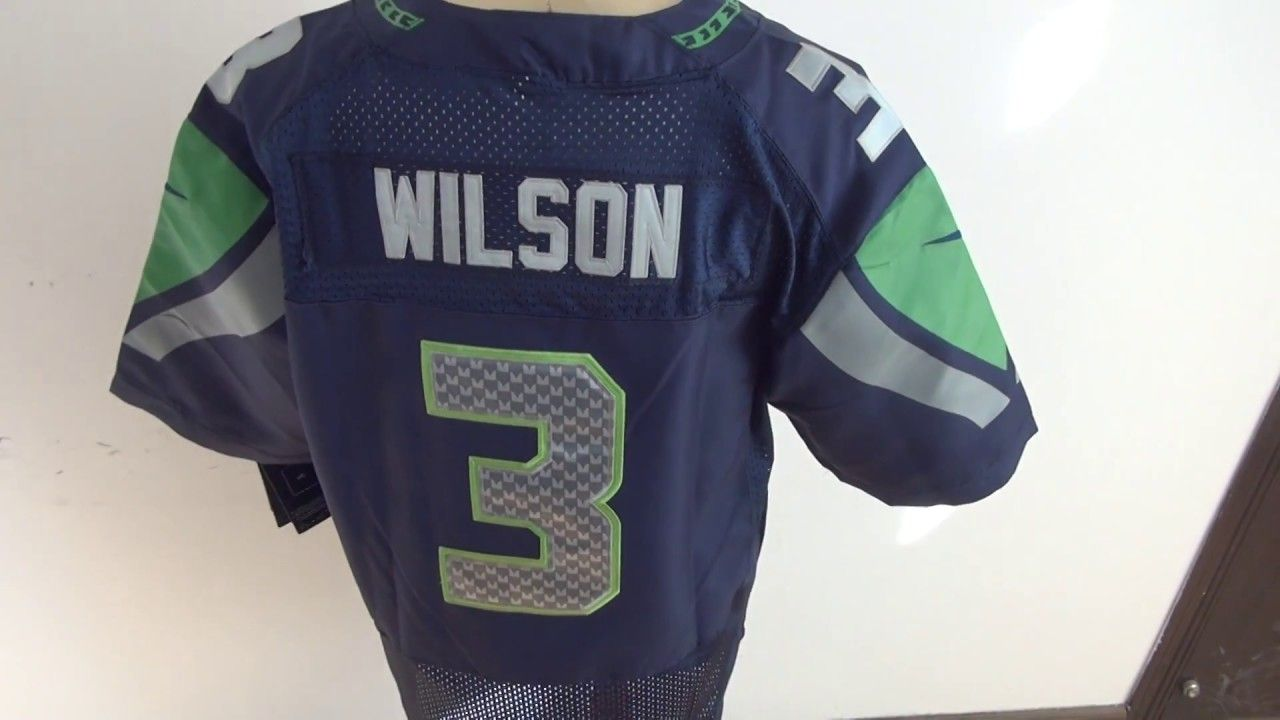 cheap nfl jerseys from china Seattle Seahawks #3 Russell Wilson ...