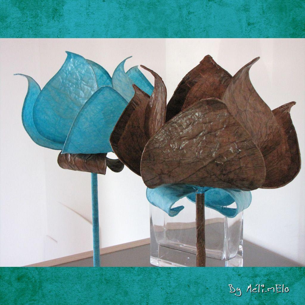 Tuto Fleur En Papier en ce qui concerne voici un tutoriel pour fabriquer une lampe en papier népalais, en