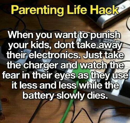 Parenting Lifehack