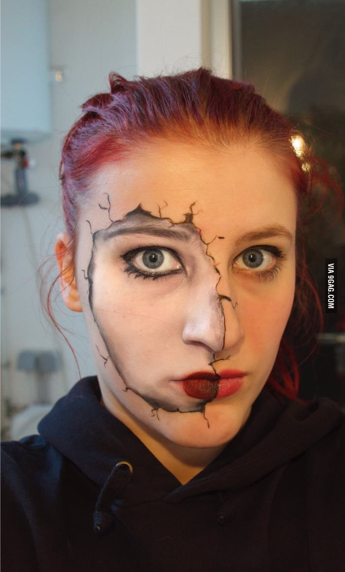 This will be my halloween makeup what do you think