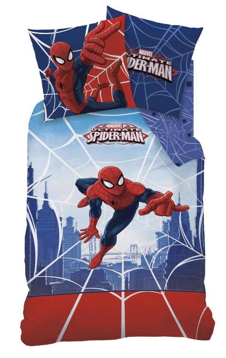 Cooles Geschenk für Marvel Fans Winter Bettwäsche mit