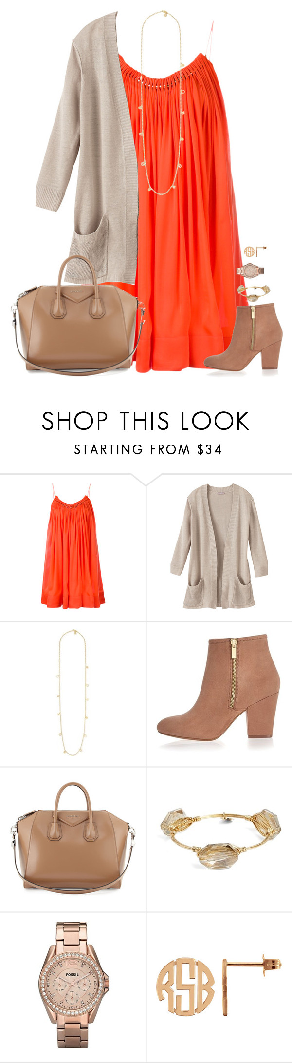 """""""those hugs where you just don't wanna let go.."""" by kaley-ii ❤ liked on Polyvore featuring STELLA McCARTNEY, Tory Burch, River Island, Givenchy, Bourbon and Boweties, FOSSIL, women's clothing, women's fashion, women and female"""