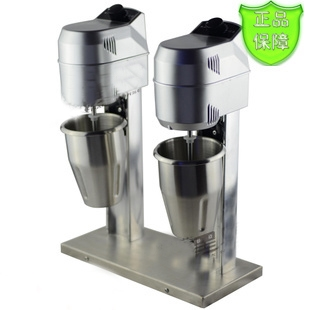 269.10$  Know more  - Stainless Steel milk shaker,milk shake machine ,milk mixer ,drinker mixer machine ,220V BL-18  double slider Blender milk shaker