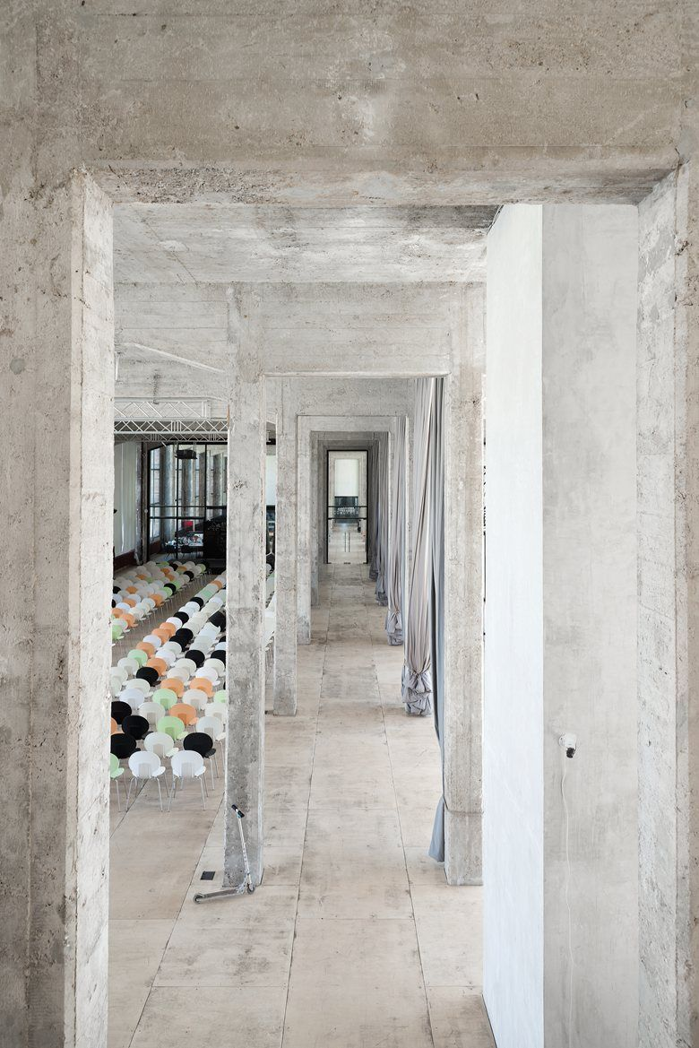 DI_Telegraph, Moscow, 2014 - Archiproba #warehouse